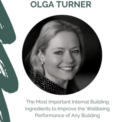 Cover art for The Most Important Internal Building Ingredients to Improve the Wellbeing Performance of Any Building