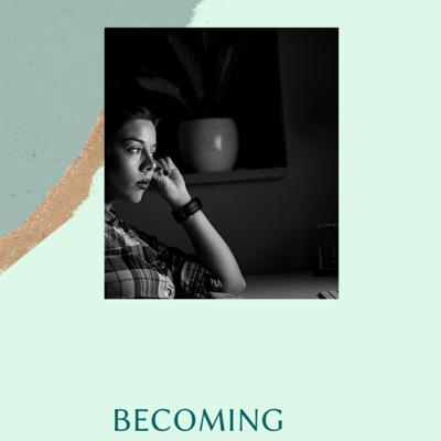 Cover art for BECOMING