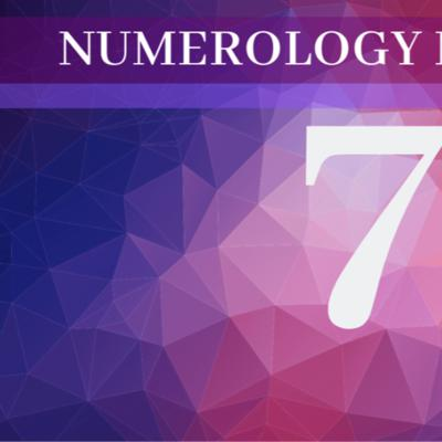 Numerology Number 7 The Meaning of Angel Number 7