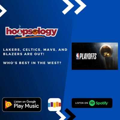 Cover art for Lakers, Celtics, Mavs, and Blazers Are Out! Who's Best in the West?
