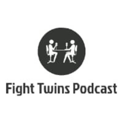 Cover art for Fight Twins Podcast Episode 7: Phil Campbell - Professional Fight Commentator
