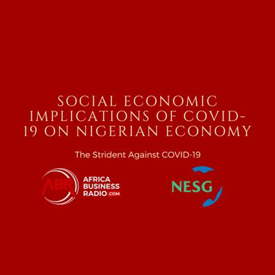 Cover art for Social Economic Implications of Covid-19 on Nigerian Economy - The Trident