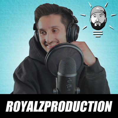 Cover art for RoyalZProduction: MILLIONS of Views on YouTube from Tutorials, Shooting Music Videos & More