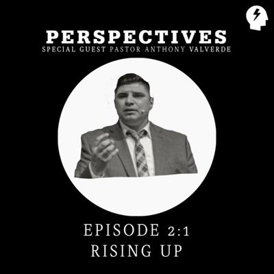 Cover art for S2 Episode #1 Rising Up