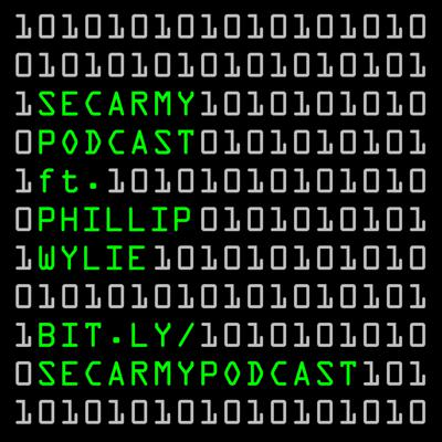 Cover art for SECARMY Podcast ft. Phillip Wylie