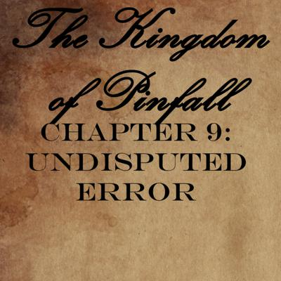 Cover art for Chapter 9: Undisputed Error