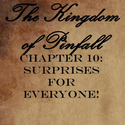 Cover art for Chapter 10: Surprises For Everyone!