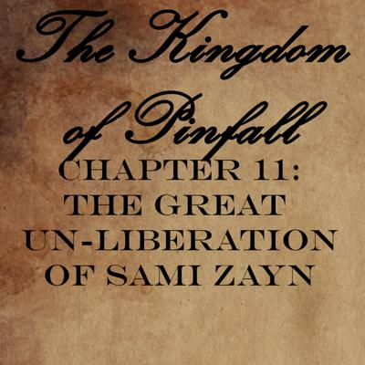 Cover art for Chapter 11: The Great Un-Liberation Of Sami Zayn