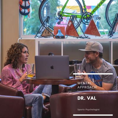 Cover art for Interview with Dr. Val Sports Psychologist Episode #13 PART 1