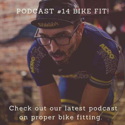 Cover art for Keys To Bike Fit By Aeropro Episode #14
