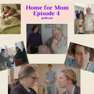 Cover art for Episode 4- Home for Mom