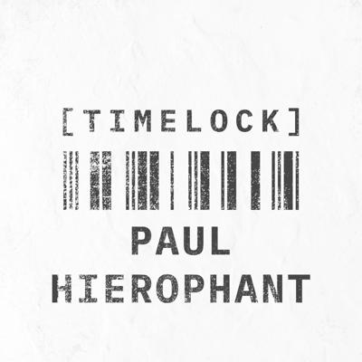Cover art for Timelock // Paul Hierophant// May 2021