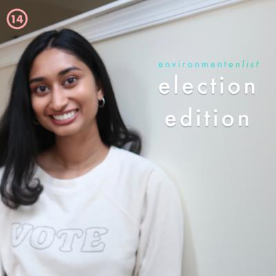 Cover art for Election Edition