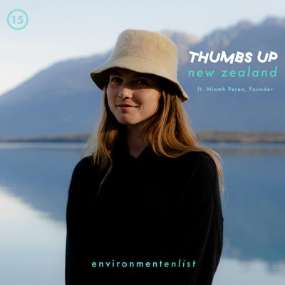Cover art for Thumbs Up New Zealand ft. Niamh Peren