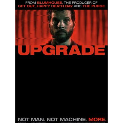Cover art for Upgrade