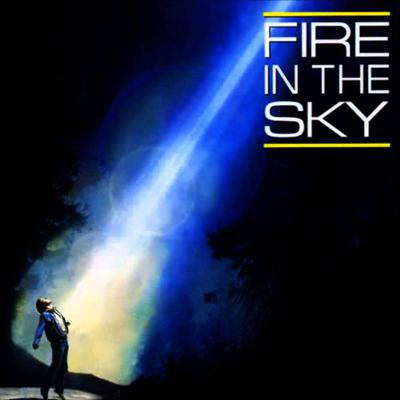 Cover art for FIRE IN THE SKY
