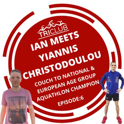 Cover art for Episode 6: Ian meets Yiannis Christodoulou
