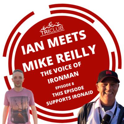 Cover art for Episode 8: Ian meets Mike Reilly