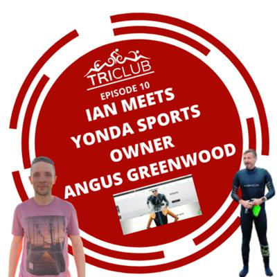 Cover art for Episode 10: Ian meets Angus Greenwood