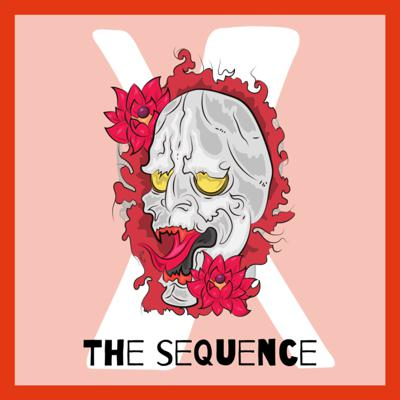 Cover art for Indian Noir X - Issue No. 7 - The Sequence (Horror anthology)