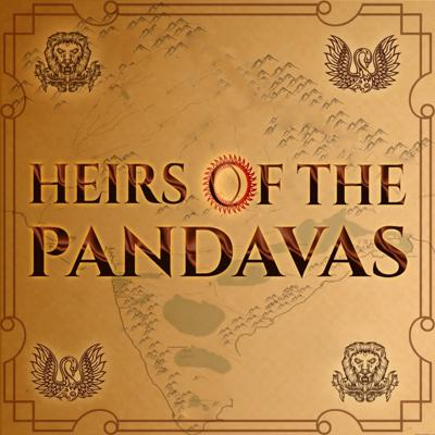 Cover art for Promo: Heirs of the Pandavas