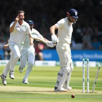 Cover art for England v Ireland One off Test @Lord's