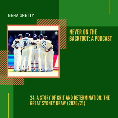 Cover art for 24. A Story of Grit and Determination: The Great Sydney Draw (2020/21)