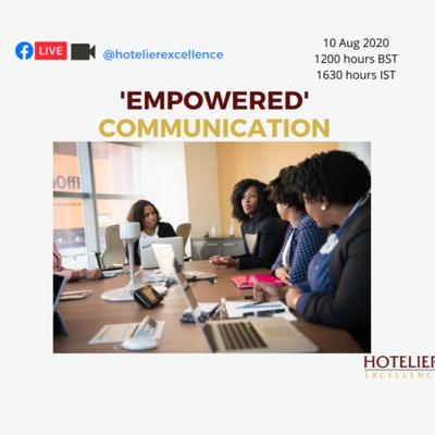 Cover art for Empowered Communication