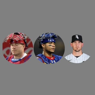 Cover art for The Best Current Catcher!