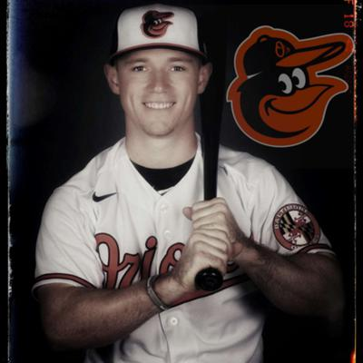 Cover art for Discussion with Orioles Prospect Patrick Dorrian!