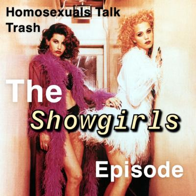 Cover art for #5: The Showgirls Episode