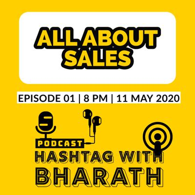 Cover art for All About Sales - Episode 01