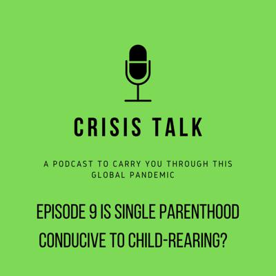 Cover art for Is single parenthood conducive to child rearing?