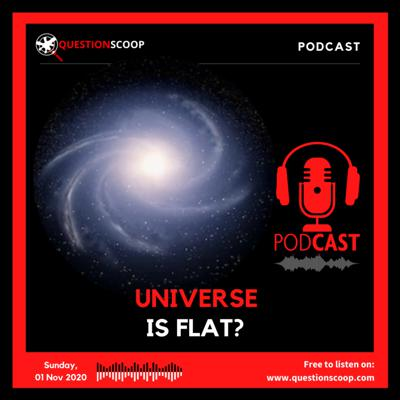 Cover art for WHY OUR UNIVERSE IS FLAT?
