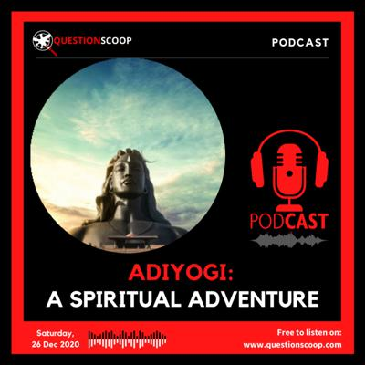 Cover art for ADIYOGI : A SPIRITUAL ADVENTURE