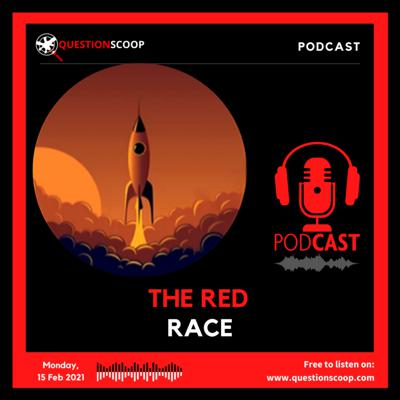 Cover art for THE RED RACE