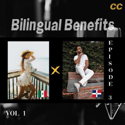 Cover art for Bilingual Benefits with Fiona🇯🇲🇲🇽and Romer 🇩🇴(Part 1)