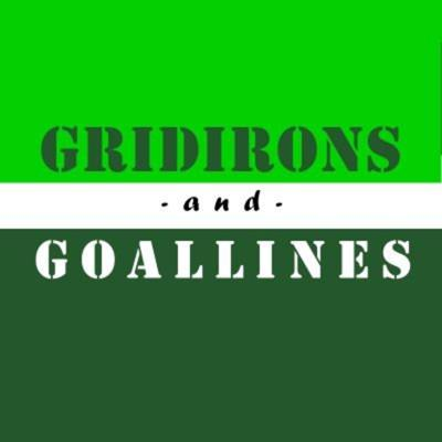 Cover art for Gridirons & Goallines EP23