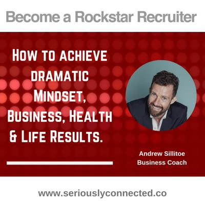 Cover art for How to achieve dramatic Mindset, Business, Health & Life Results - Andrew Sillitoe