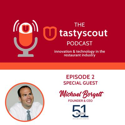 Cover art for Tastyscout Podcast Episode 2 - Interview with Michael Borgelt
