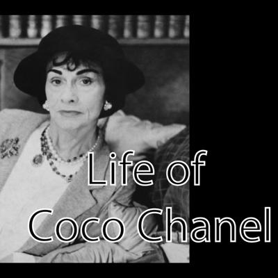 Cover art for Life of Coco Chanel