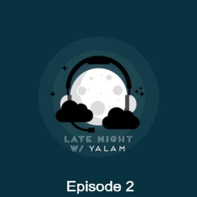 Cover art for Late Night with Yalam: Weirdchamp