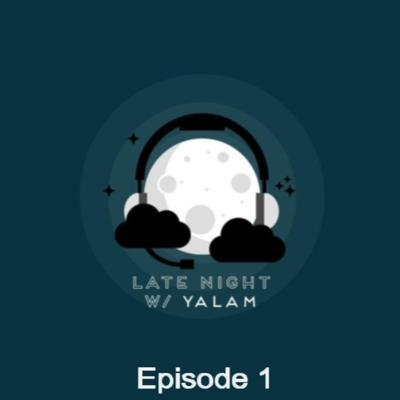 Cover art for Late Night with Yalam: The Flash, but its good