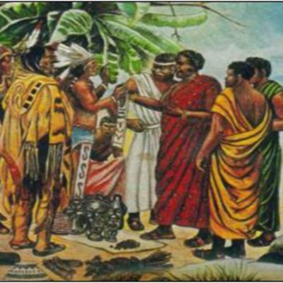 They Came Before Columbus: Africans in America Pt.1