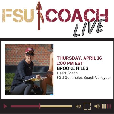 FSU COACH: Interviews with Coaches and Sports Professionals