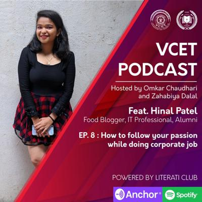 Cover art for How to follow your passion while doing corporate job