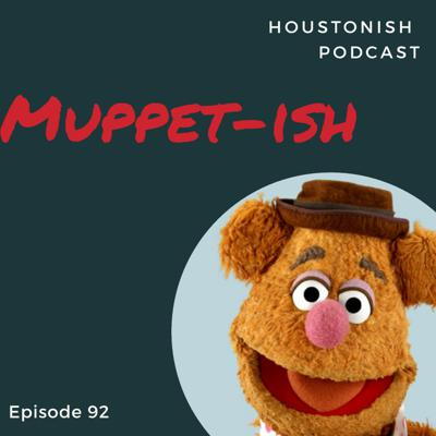 Cover art for Ep 92- Muppet-ish