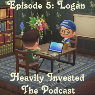 Cover art for 5. Heavily Invested: What it takes to develop a game (Episode 5: Logan)