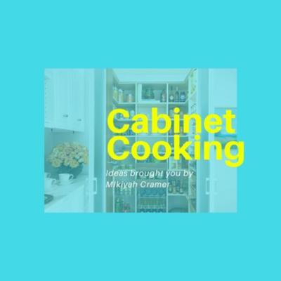 Cover art for Cabinet Cooking , Beans and Rice