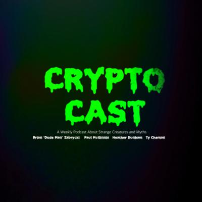 """Cover art for CryptoCast Episode 1 """"The People"""""""